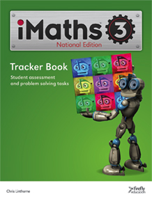 iMaths National Edition Student Tracker 3