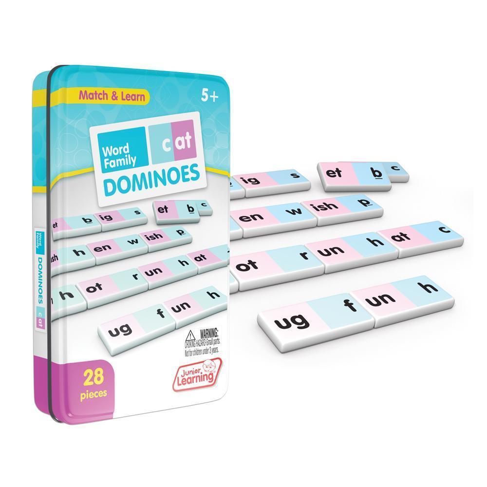 Word Family Dominoes