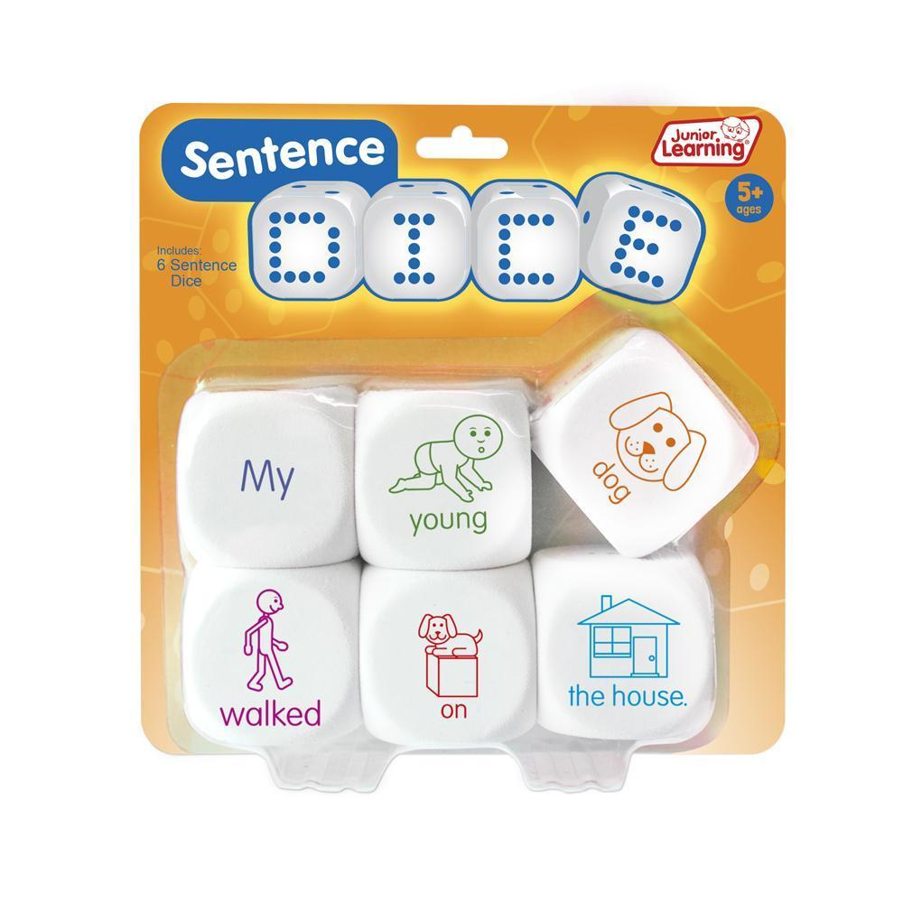Sentence Dice
