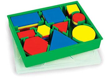Attribute Blocks Pocket Set – Set of 60 Pieces