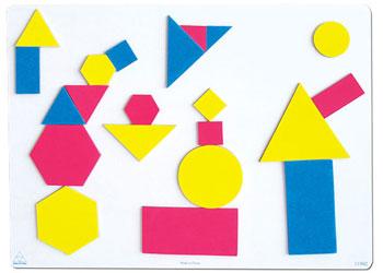 Magnetic Attribute Blocks – 36 pieces