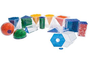 Geo Solids VuThru – 17 pieces